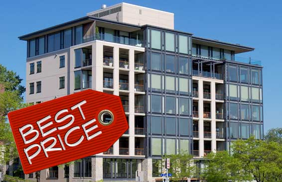 condo dor sale with best price